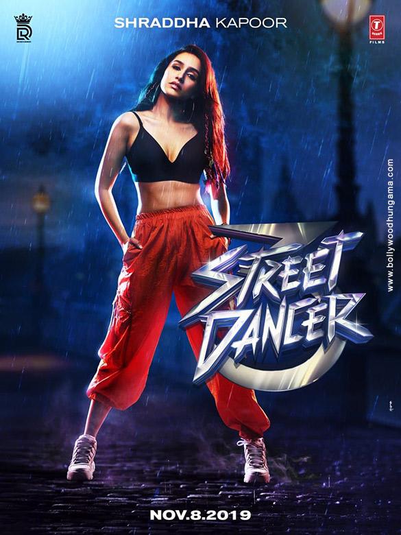 STREET DANCER (2019) con VARUN DHAWAN + Esperando Información Street-Dancer