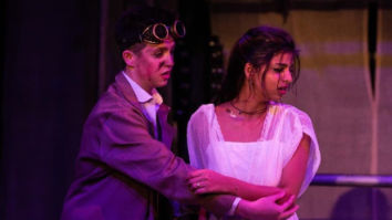 Suhana Khan looks emotional in this unseen photo from her college play