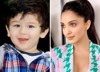 Kiara Advani playing along with Taimur Ali Khan is definitely a sight for sore eyes!