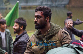 On The Sets Of The Movie Uri – The Surgical Strike