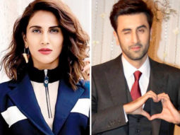 Ranbir Kapoor's Shamshera co-star Vaani Kapoor can't help but GUSH about him