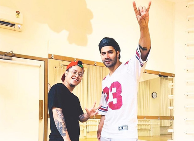 Varun Dhawan injures his knee during the rehearsal of #3