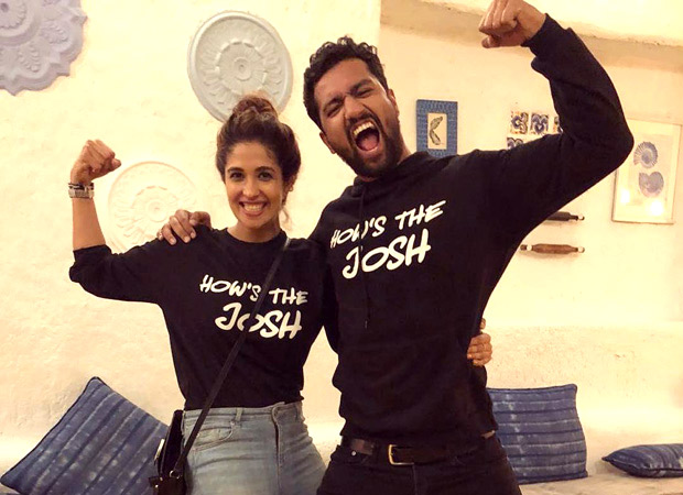 Vicky Kaushal speaks up on his relationship with Harleen Sethi and this is what he had to say!