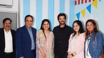 WATCH Anil Kapoor Inaugurates Tata Memorial hospital's pediatric OPD