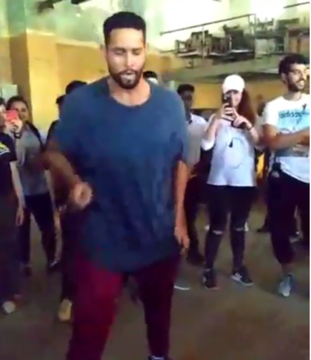 WATCH: Gully Boy star Siddhant Chaturvedi BUSTS OUT killer moves in this behind the scenes video