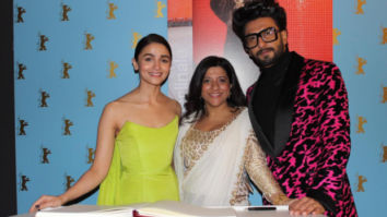 WATCH: Ranveer Singh raps 'Apna Time Aayega', Alia Bhatt and Zoya Akhtar have a blast at Gully Boy premiere in Berlin
