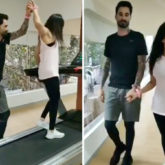 Watch Sunny Leone takes up the handcuff challenge with Daniel Weber and the actress EXCELS it!