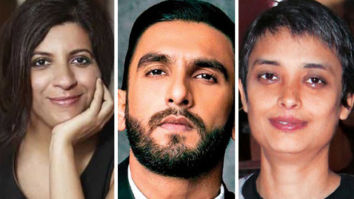 Zoya Akhtar would've shelved Gully Boy had Ranveer Singh said a NO!