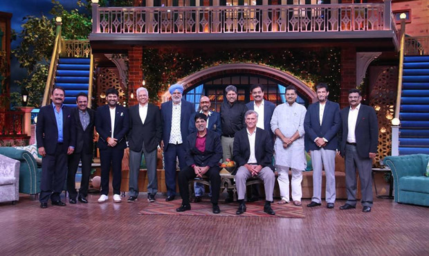 The Kapil Sharma Show - It was a full house with Kapil Dev and the entire 1983 Indian cricket team on the sets of the show