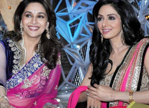KALANK - Madhuri Dixit speaks about taking up the film after the demise of Sridevi and how she couldn't deal with the news