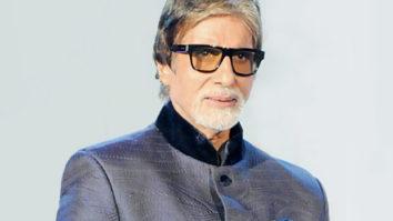 Amitabh Bachchan sells his swanky Rolls Royce gifted to him by Vidhu Vinod Chopra