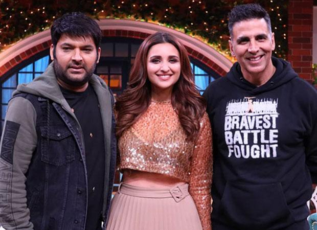 The Kapil Sharma Show: Kesari actress Parineeti Chopra makes interesting REVELATIONS about the Priyanka Chopra - Nick Jonas wedding