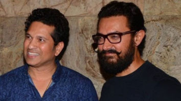 """Aata Kya Khandala?""- Aamir Khan has a filmy exchange with master blaster Sachin Tendulkar on his 54th birthday"