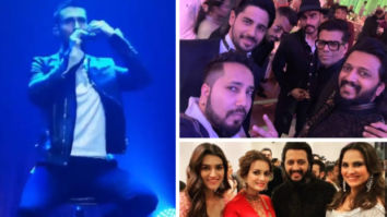 Akash Ambani - Shloka Mehta Reception: Maroon 5 enthralls the guests, Arjun Kapoor, Karan Johar, Isha Ambani and others party hard