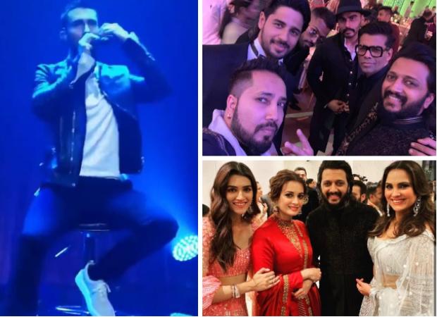 Akash Ambani - Shloka Mehta Reception: Maroon 5 enthralls the guests, Arjun Kapoor, Karan Johar, Isha Ambani and others party hard