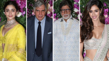 Amitabh Bachchan, Ratan Tata, Google CEO and others at Akash and Shloka's Wedding Reception