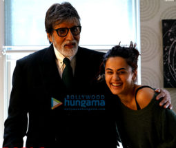 On The Sets from the movie Badla