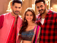 On The Sets from the movie Badrinath Ki Dulhania
