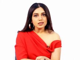 "Bhumi Pednekar ""WRITERS are the BACK-BONE of Our Fraternity"" Sonchiriya"