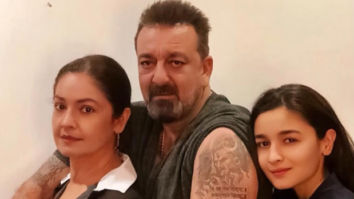 Birthday Vibes! Pooja Bhatt calls Alia Bhatt 'magical one' as they snuggle up with Sadak 2 co-star Sanjay Dutt