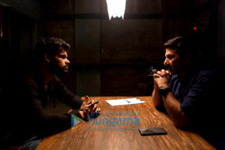 Movie Stills Of The Movie Blank