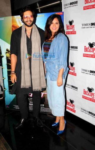 Celebs attend the special screening of 'Milan Talkies'
