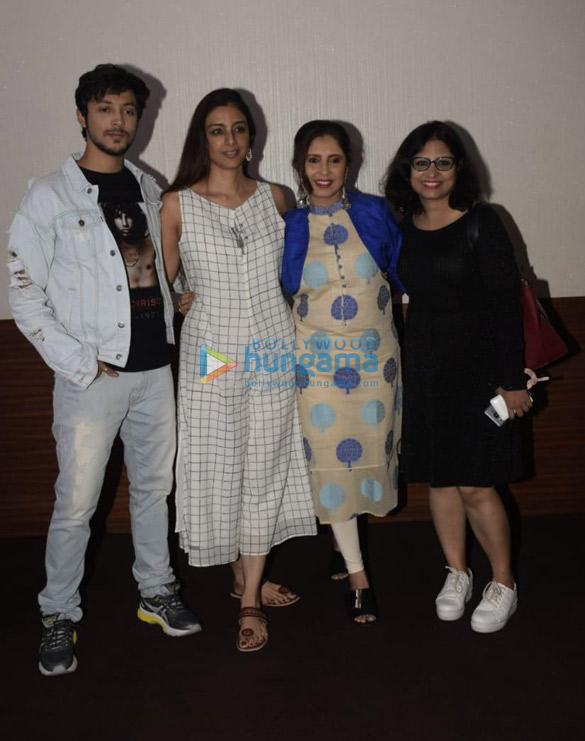 Celebs snapped at special screening of 22 Yards (3)