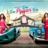 First Look Of De De Pyaar De