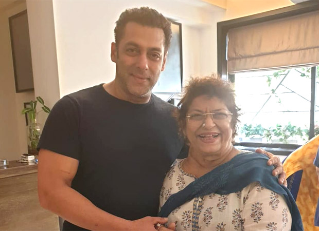 Salman Khan has assured that he will work with Saroj Khan and it may be for a Dabangg 3 song