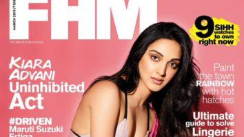 Kiara Advani On The Covers FHM