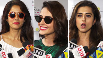 India Makeup Show host Women's Day Special Celebration with Mandana Karimi & others