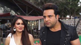 Interview-of-Krishna-Abhishek,-Mugdha-Godse-&-Starcast-of-Comedy-Film-Sharmaji-Ki-Lag-Gai
