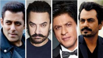 Is Salman Khan, Aamir Khan, Shah Rukh Khan's era over? Nawazuddin Siddiqui asserts one flop doesn't mean so