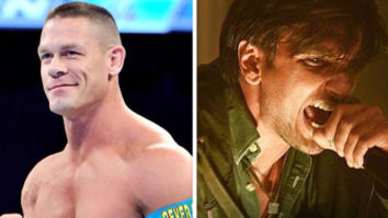 John Cena continues to fan-boy over Bollywood and Ranveer Singh starrer Gully Boy is the latest addition in his list
