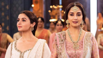 KALANK: Alia Bhatt feels LUCKY she didn't have a dance off with Madhuri Dixit in Ghar More Pardesiya