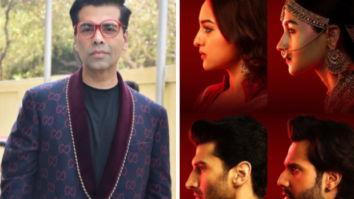 Kalank Teaser Launch: Karan Johar makes his father Yash Johar's dream come true, says Kalank is beyond box office