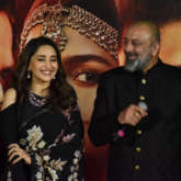 "Kalank Teaser Launch: ""I would want to work more with her"" - Sanjay Dutt on reuniting Madhuri Dixit after 21 years"
