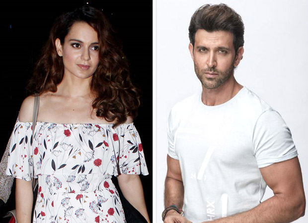 Kangana Ranaut LASHES OUT at Hrithik Roshan for claiming he did not know her on personal level