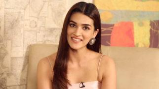 Kriti Sanon CLARIFIES that Arjun Patiala is NOT a Romance between a Tall Woman & a Short Man