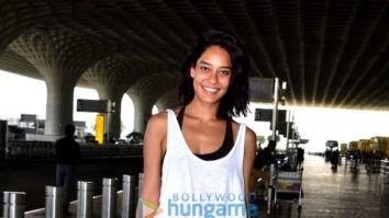 Lisa Haydon, Hansika Motwani and others snapped at the airport