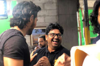 On The Sets Of The Movie Marjaavaan