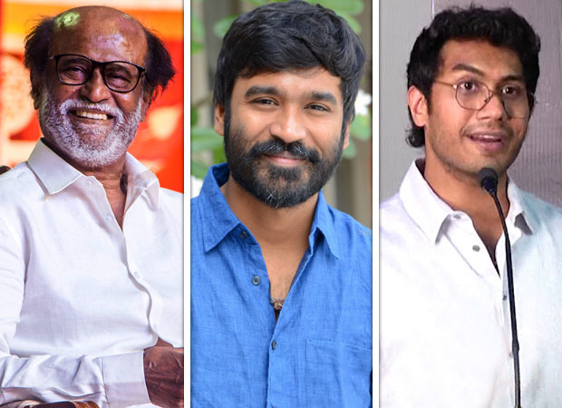 Here's how Rajinikanth and sons-in-law Dhanush, Vishagan Vanangamudi celebrated the success of PETTA