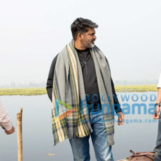 On The Sets Of The Movie Notebook