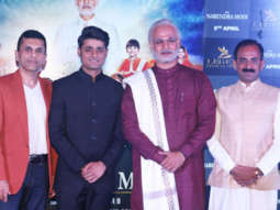 PM Narendra Modi Official Trailer Launch Vivek Oberoi Omung Kumar