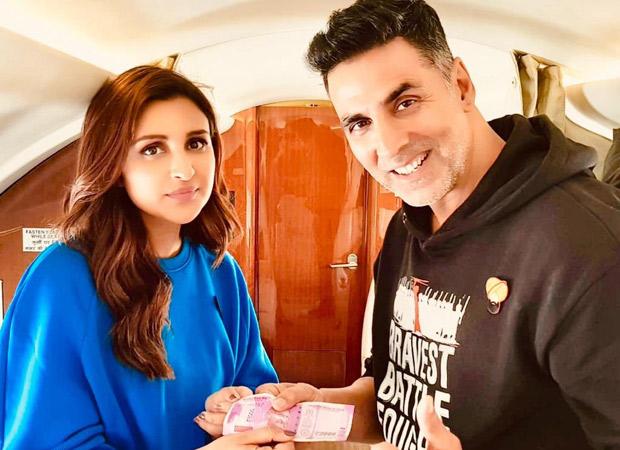 Parineeti Chopra returns Akshay Kumar the money she owed him