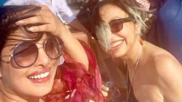 Priyanka Chopra's latest Instagram post shows that The Sky Is Pink and sunny!