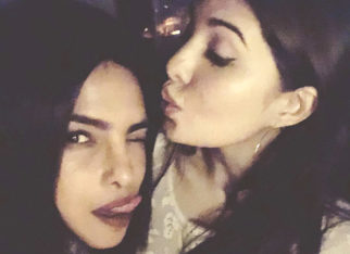 Priyanka Chopra Jonas and Jacqueline Fernandez stay up for a late night pep talk, Janhvi Kapoor, Ishaan Khatter and others join the party