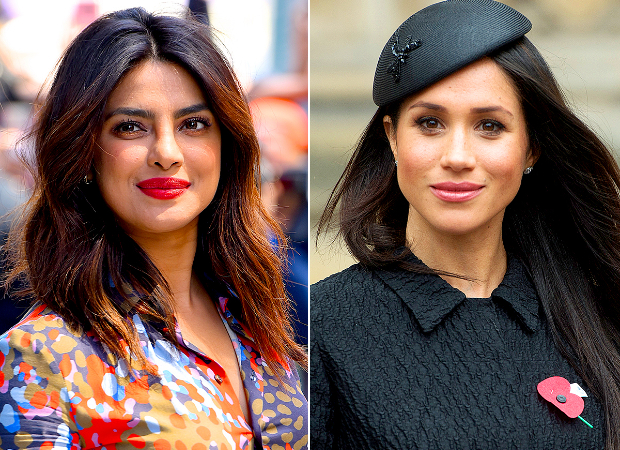 Priyanka Chopra breaks her silence on rumours about her FEUD with Meghan Markle