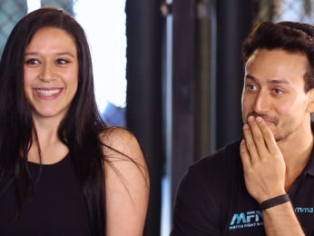ROCKING Tiger Shroff & Krishna Shroff's AMAZING QUIZ On Jackie Shroff is UNMISSABLE