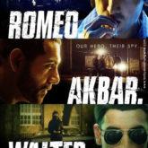 First Look Of Romeo Akbar Walter